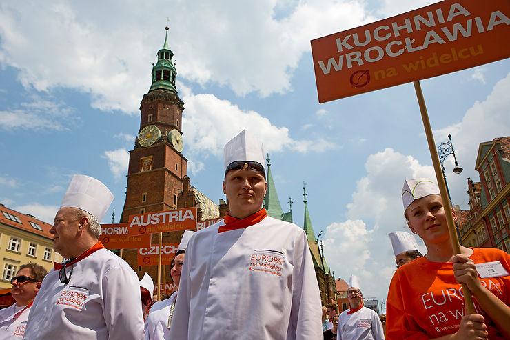 Goûter à la gastronomie polonaise