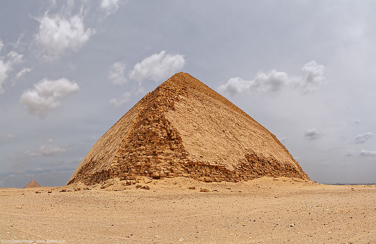 Égypte - Deux nouvelles pyramides ouvertes au public