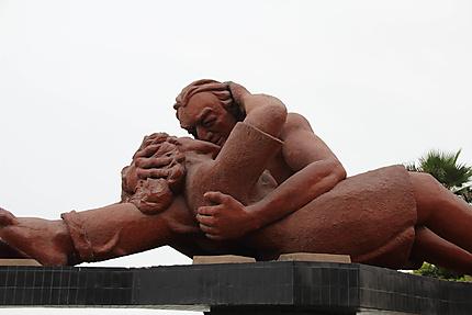 Statue de l'Amour
