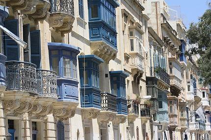 Balcon Maltais dans toute sa splendeur !