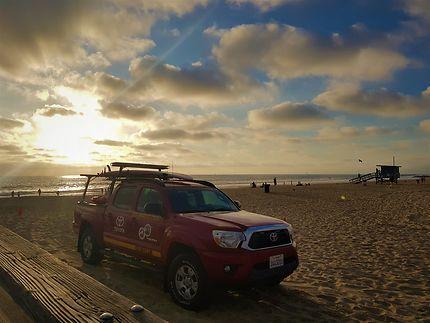 Lifegards à Venice Beach