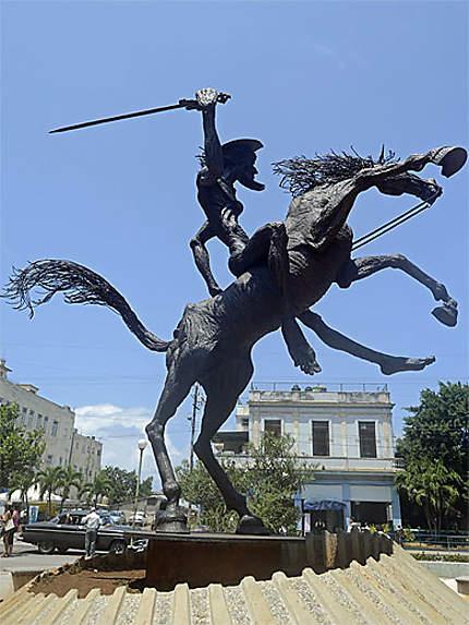 Quijote de america