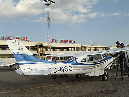 Aéroport de maputo