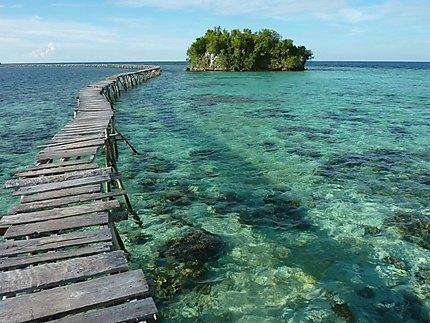 Village Bajo (Pulau Malenge)