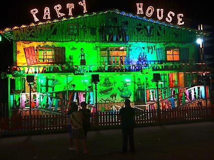 House Party à Barceloneta