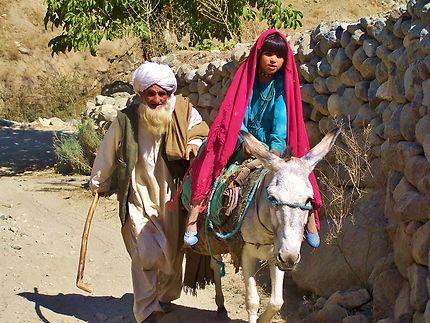 Village Afghan