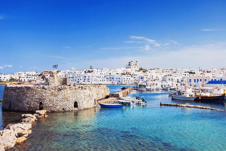 Covid-19 - Grèce : fin de la quarantaine pour les voyageurs de l'UE