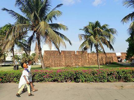 Maputo, ville basse
