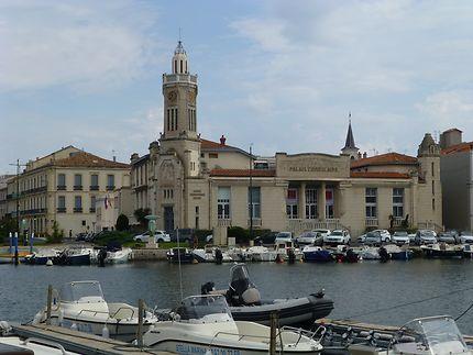 Palais consulaire de Sète