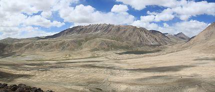 Sur la Pamir Highway