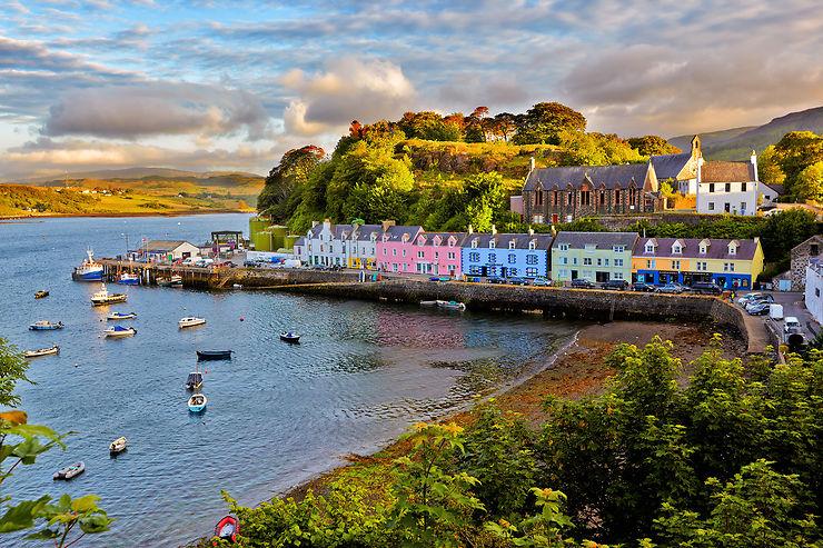 L'Écosse, côté mer