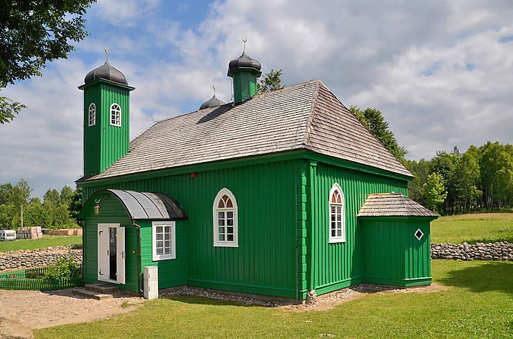 En Podlachie, des mosquées en terre chrétienne