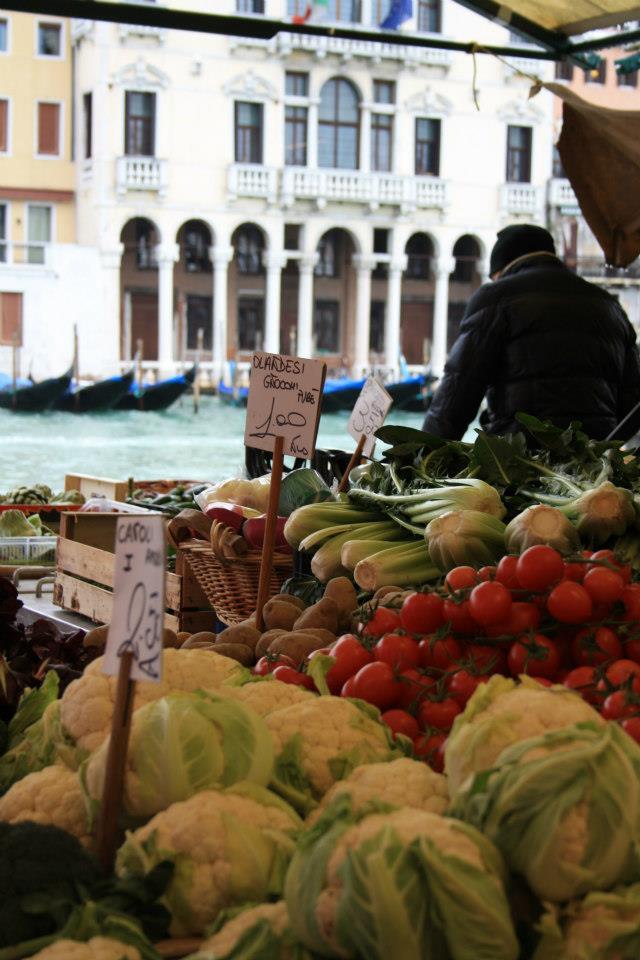 Légumes au Rialto