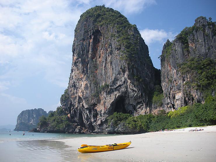 Krabi, côté mer