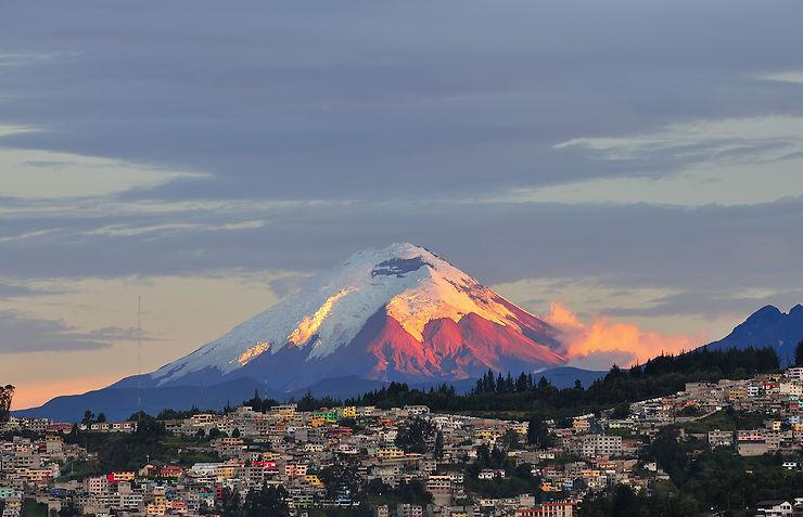 Equateur, l'Amérique latine et andine