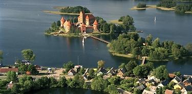 Autotour à la découverte des Pays Baltes