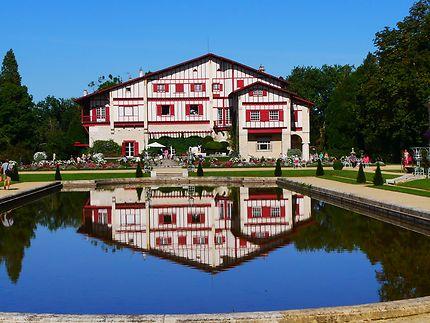 Arnaga, la maison d'Edmond Rostand
