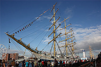 Sail Amsterdam 2010 - Rendez-vous des grands voiliers