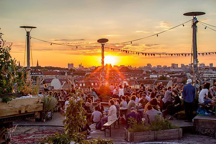 12 rooftops pour l'été en Europe