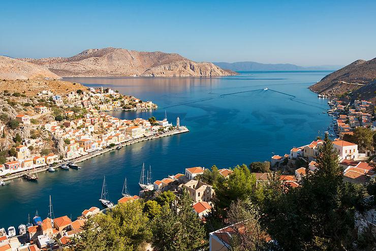 Grèce : les îles du Dodécanèse