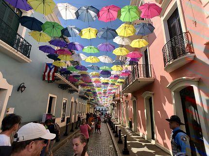 Fête des morts à San Juan, Porto Rico