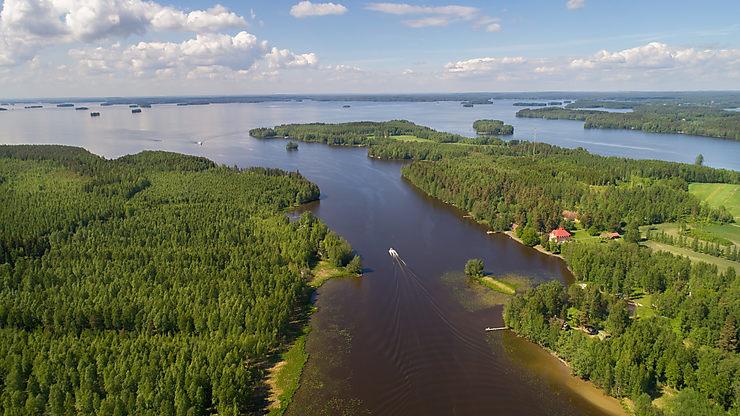 La Pologne, de la Baltique à la Podlachie
