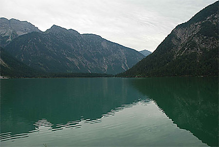 Le lac de Plansee