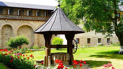 Monastère Dragomirna, Roumanie