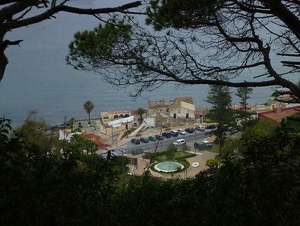Entrée du Parc San Amaro à Ceuta