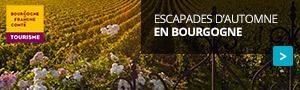 Escapades d'automne en Bourgogne