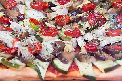 Pizza de chez Majer