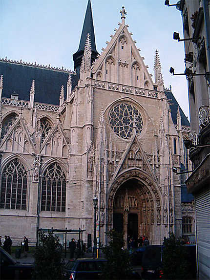 Eglise du Petit Sablon
