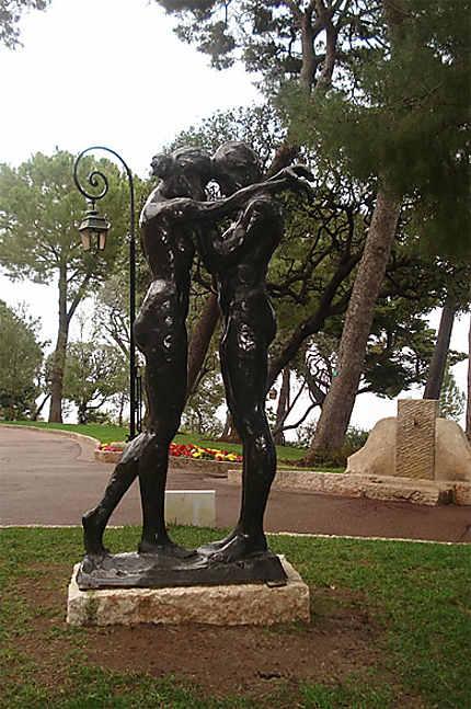 Jardin éxotique de Monaco