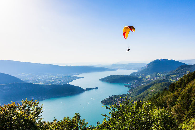 Lac d'Annecy - France