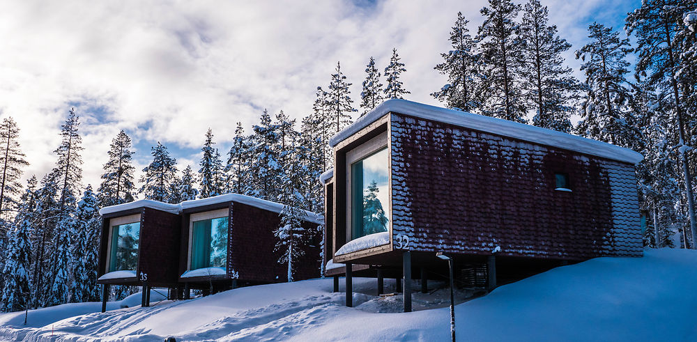 De 30°C à -30°C : voyage en Laponie, au nord de la Finlande
