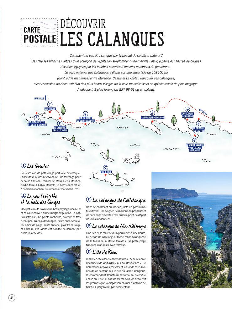 Toute la France qu'on aime en 5 grands thèmes et près de 100 chapitres