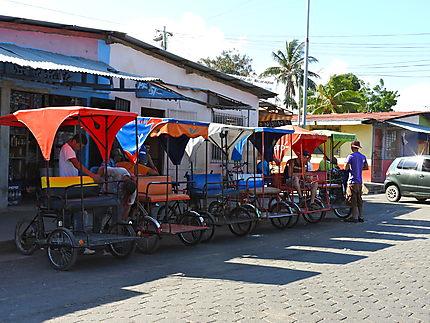 Rivas - Vélo taxi