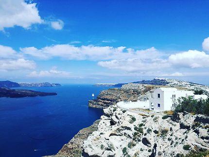Santorini la merveilleuse