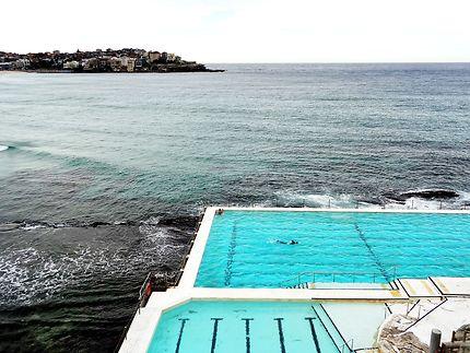 Piscine d'eau de mer à Bondi Beach