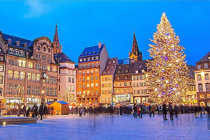 Christkindelsmärik, marché de Noël à Strasbourg
