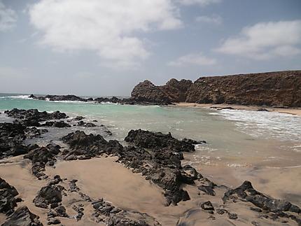 Des plages désertes