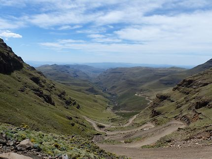 Sani Pass Road