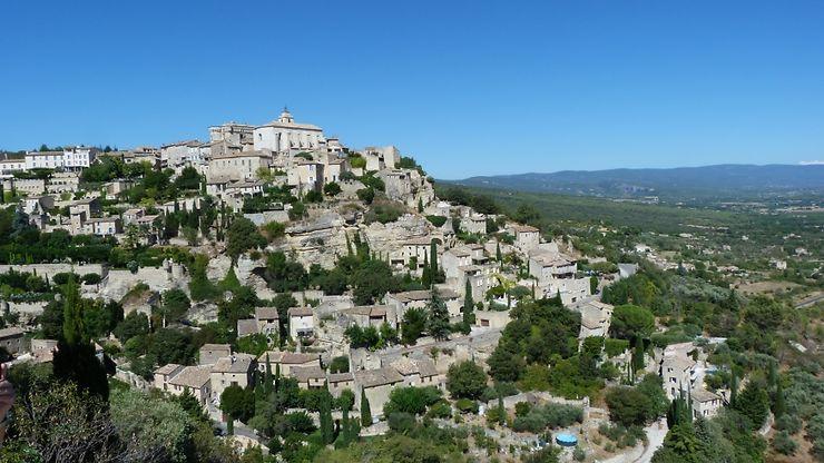 Village de Gordes, Vaucluse