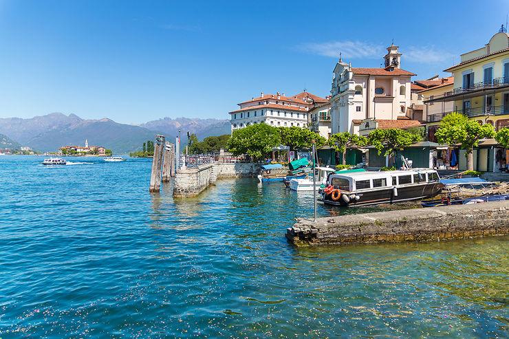 Lac Majeur - Suisse, Italie