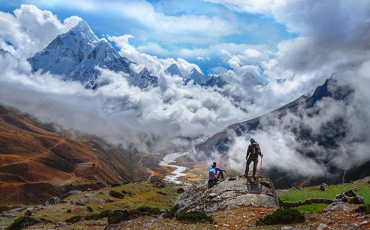 Népal, des treks au sommet