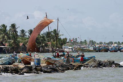 Port de Negombo