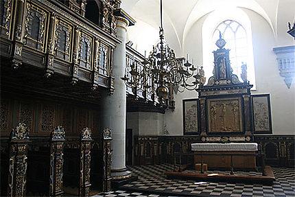 La chapelle du château de Kronborg