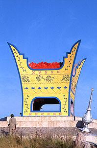 Oman : les couleurs du désert