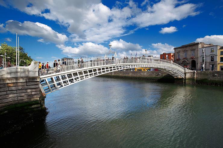 Dublin au fil de l'eau