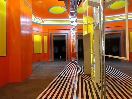 Musée d'Art contemporain Donnaregina à Naples